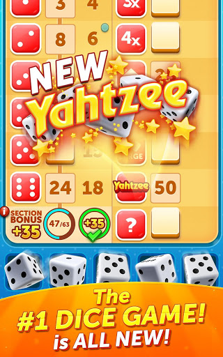 Free download New YAHTZEE® With Buddies – Fun Game for Friends APK
