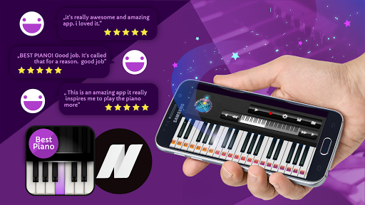 Best Piano for Samsung Galaxy Pocket S5300 - free download APK file
