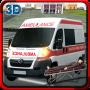 icon Rescue Ambulance Driver 2016