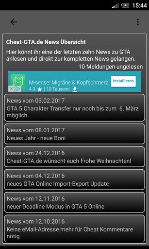 Cheat-GTA de App for vivo Y83 - free download APK file for Y83