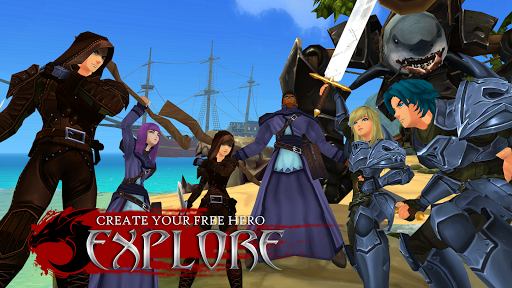 Free download AdventureQuest 3D APK for Android