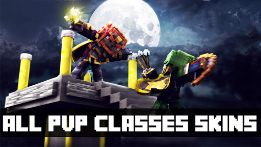 Free download PvP skins for Minecraft APK for Android