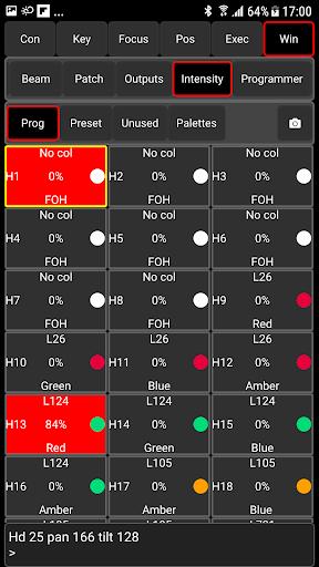 MagicQ Remote Control