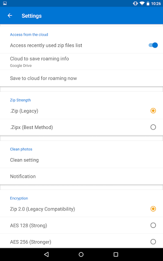 WinZip – Zip UnZip Tool for Tecno i3 Pro - free download APK file