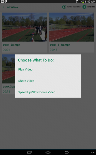 Fast & Slow Motion Video Tool for Oppo A37 - free download APK file