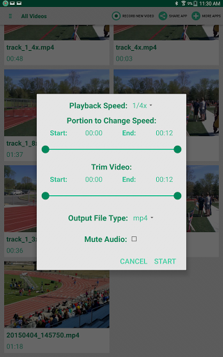 Fast & Slow Motion Video Tool for Lyf F1S - free download