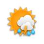 icon 원기날씨 - 미세먼지, 기상청 날씨