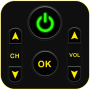 icon Universal TV Remote Control
