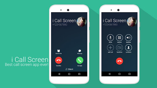 i Call screen Free + Dialer for Xiaomi Redmi Note 4 - free
