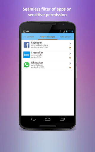 App Permissions for Huawei Y6 Pro - free download APK file for Y6 Pro