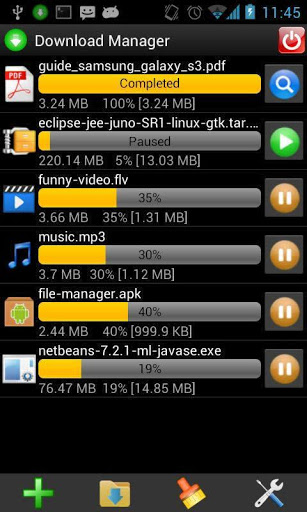 Download Manager for Vivo Y69 - free download APK file for Y69