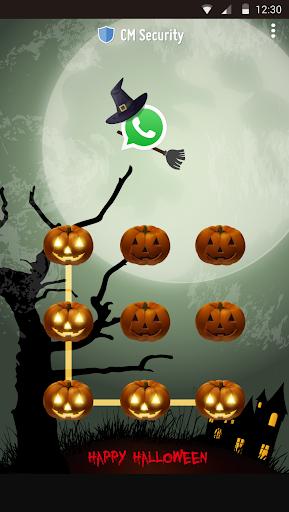 Halloween CM Security Theme