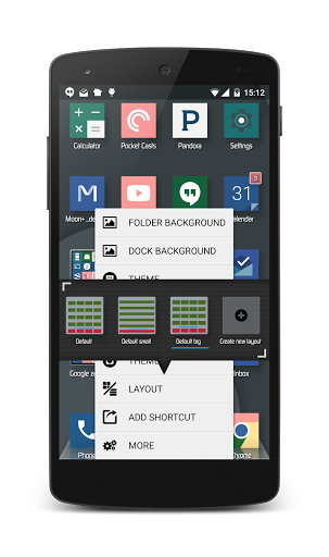 My Home Launcher for tecno W5 Lite - free download APK file for W5 Lite