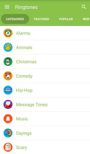 Notification Ringtones for Xiaomi Redmi 4A - free download APK file