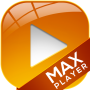 icon MAX Player - HD MX Player & Video Player