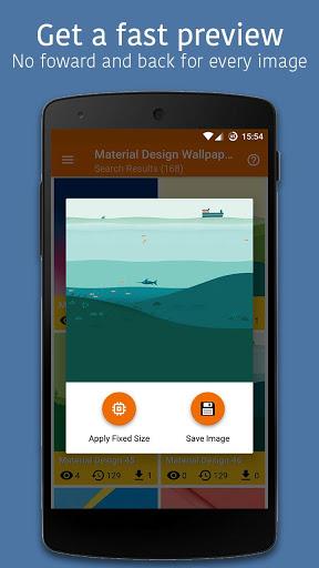 Material Design Wallpapers 4K