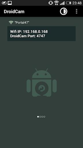 DroidCam Wireless Webcam for OnePlus 5 - free download APK