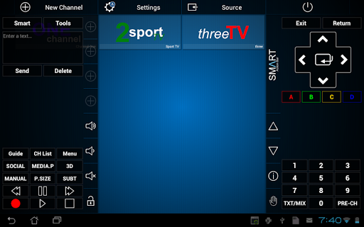 Smart TV Remote for Coolpad Defiant - free download APK file