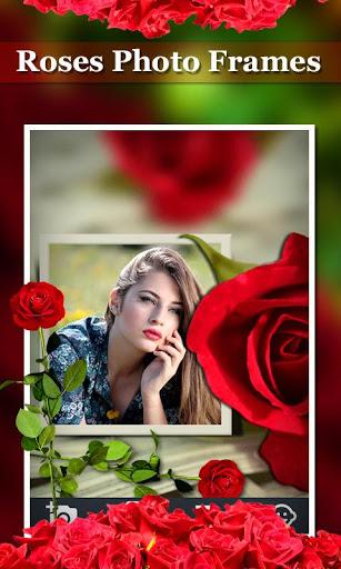 Roses Photo Frames Animated