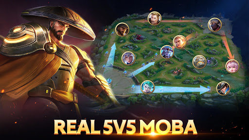 Free download Arena of Valor: 5v5 Arena Game APK for Android