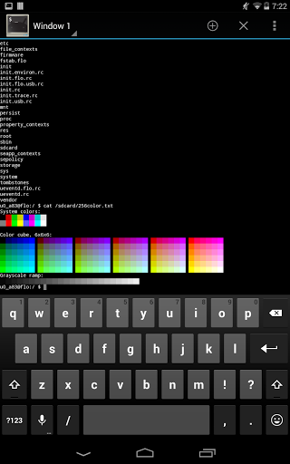 Terminal Emulator for Android for Samsung Galaxy J7 Prime - free