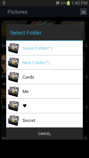 Secure Gallery(Pic/Video Lock) for vivo Y81 - free download