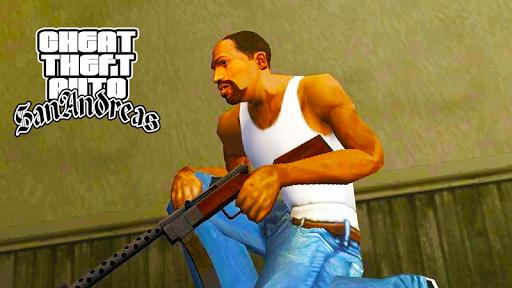 Cheat Code for GTA San Andreas