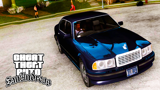 Free download Cheat Code for GTA San Andreas APK for Android