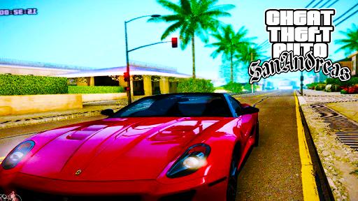 Cheat Code for GTA San Andreas for tecno W5 Lite - free download APK