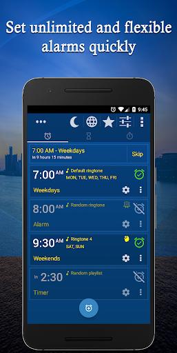 Alarm Clock Timer Stopwatch