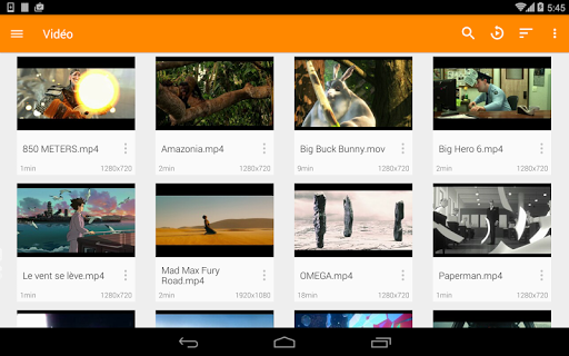 VLC for Android for Samsung Galaxy J2 - free download APK file for