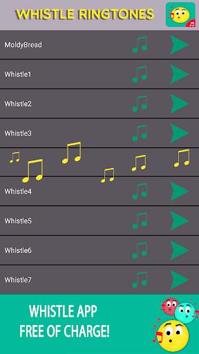 samsung whistle ringtone loud volume