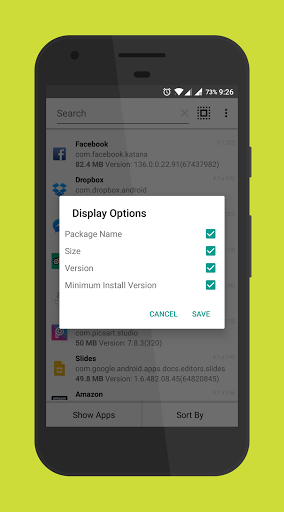 Free download Apk Extractor Lite APK for Android
