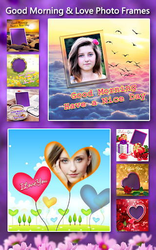 Photo Collage & Frames
