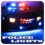 icon Real Police Lights