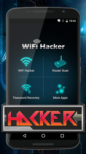 Free download Wifi Password Hacker Prank APK for Android