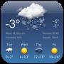 icon Free Weather Forecast & Clock Widget