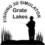 icon Fishing 3D Simulator. The Lakes