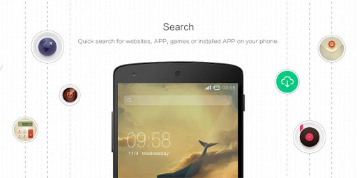 Free download Lomo Launcher APK for Android