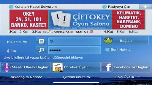 101 Okey Domino