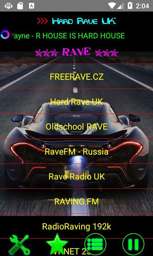 Free download Dance Trance House music radio APK for Android