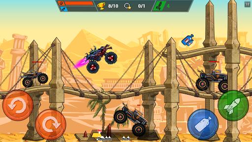Mad Truck Challenge Racing