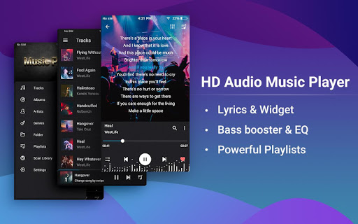 Music Player for Android-Audio for Nokia 8 - free download
