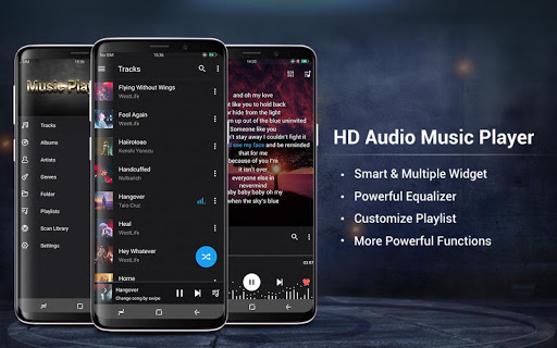Music Player for Android-Audio for Nokia 3 - free download APK file