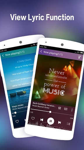 Music Player for Android-Audio for Nokia 8 - free download APK file