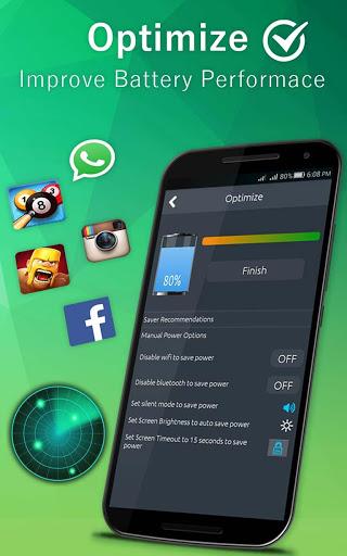 Fast Charger for Motorola Moto E4 Plus - free download APK
