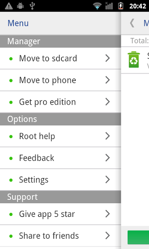 Move app to SD card for Oppo A37 - free download APK file
