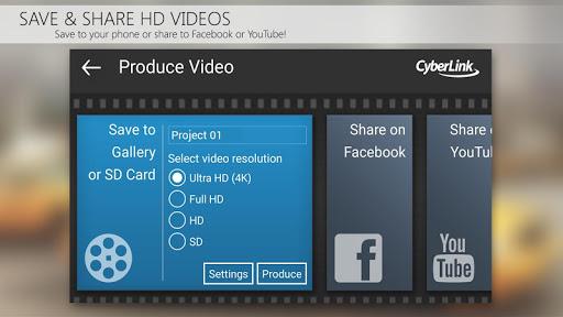 PowerDirector Video Editor App for Samsung Galaxy J2 - free download