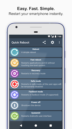 Quick Reboot [ROOT] for Mobiistar CQ - free download APK file for CQ