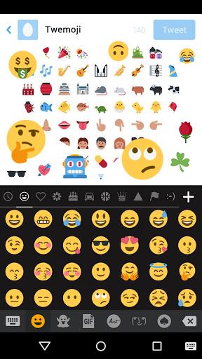 Emoji keyboard - Cute Emoji for Samsung Galaxy Y S5360
